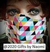 handmade face mask giftsbynaomi